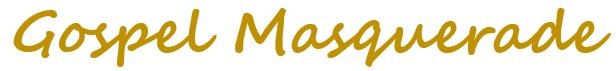 GospelMasquerade.com logo
